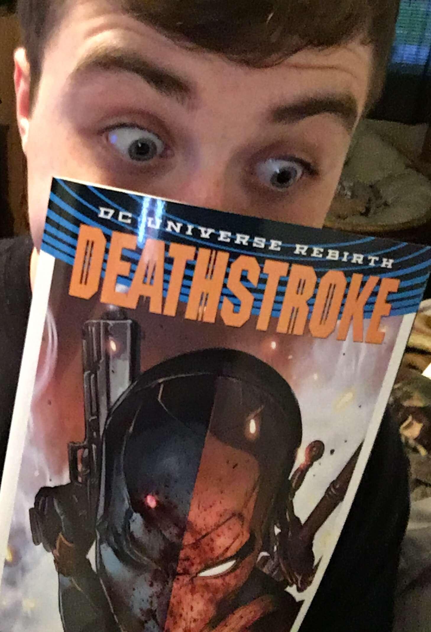 deathstroke 1